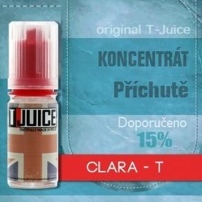 Clara-T - příchuť T-Juice Kategorie: Ostatní, Příchuť: Ostatní - Clara-T, Množství: 30ml