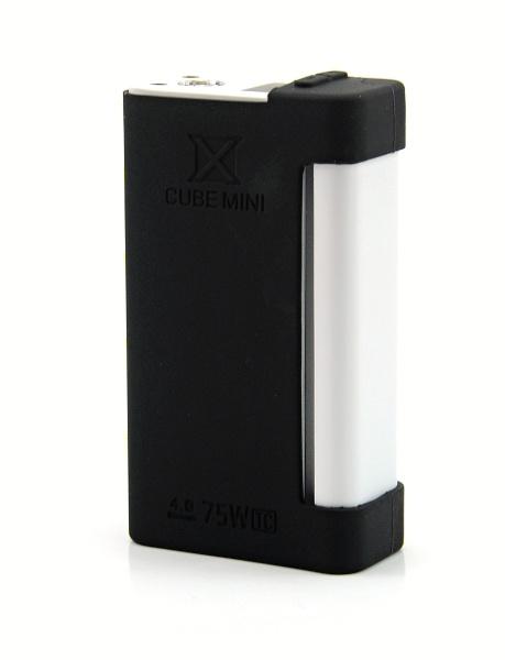 Silikonové premium pouzdro Smok X CUBE II MINI Barva: Černá