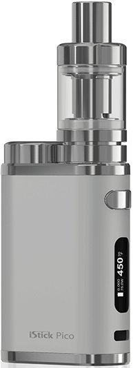 iSmoka / eLeaf Eleaf iStick Pico TC 75W - set Kategorie: Základní sada, Barva Baterie: Stříbrná 1ks