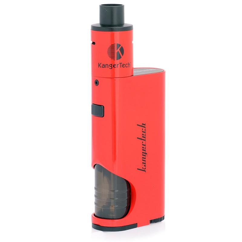 Kangertech Dripbox 60W - set Barva: Červená