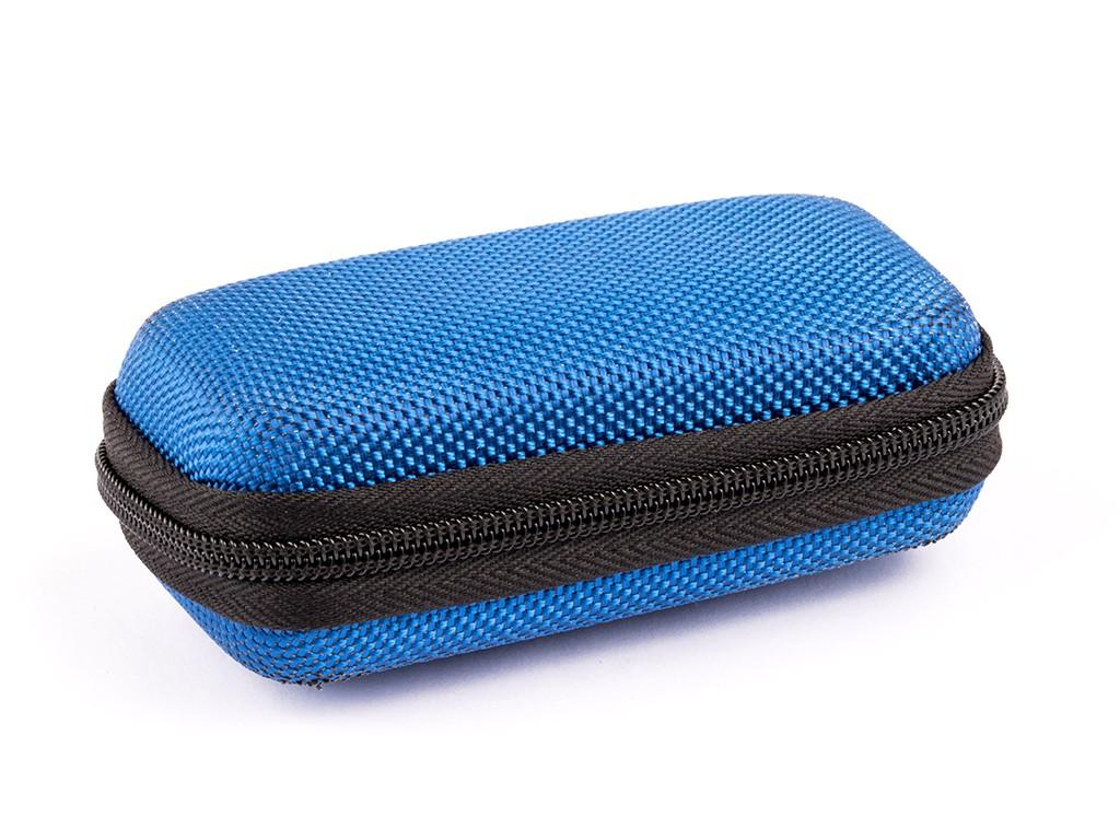 Universální Pouzdro na baterie a pomůcky Barva: Modrá