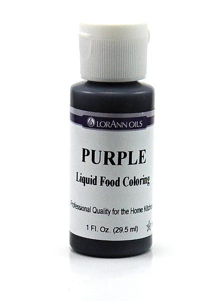 LorAnn - USA Lorann potravinářské barvivo pro e-liquidy 29.5ml Barva: Fialová