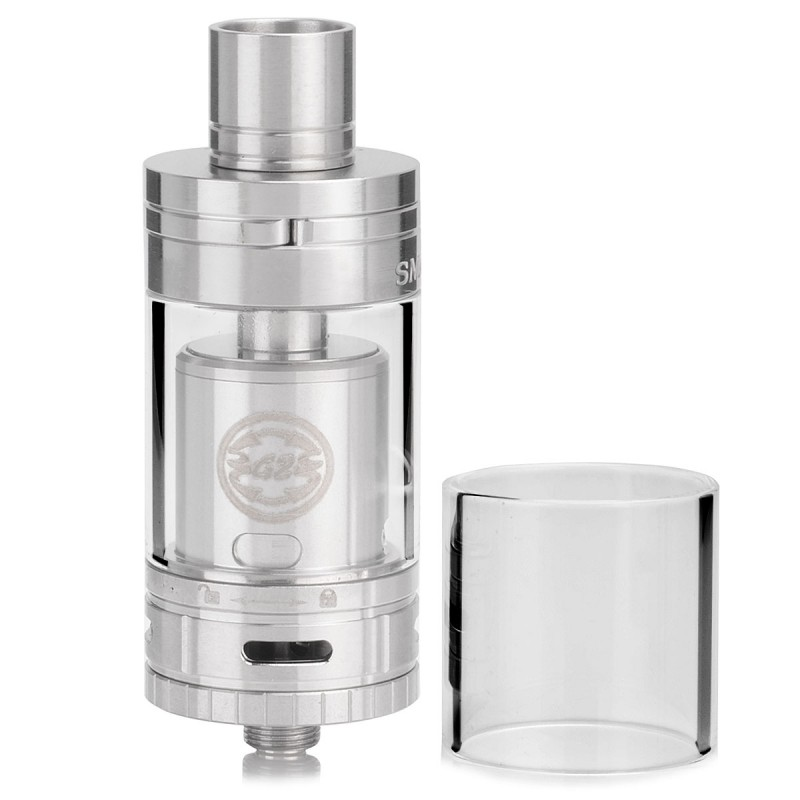 Smoktech SMOK TF-RTA - set clearomizéru - Stříbrný Barva: Stříbrná, Náustek: G2