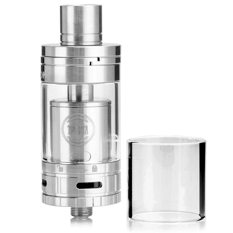 Smoktech SMOK TF-RTA - set clearomizéru - Stříbrný Barva: Stříbrná, Tip: G4