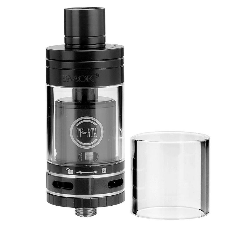 Smoktech SMOK TF-RTA - set clearomizéru - Černý Barva: Černá, Tip: G4