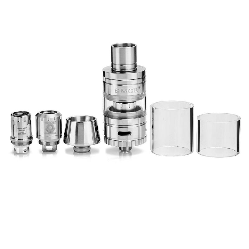 Smoktech Clearomizér Smok TFV4 Micro Subohm Tank Barva: Stříbrná