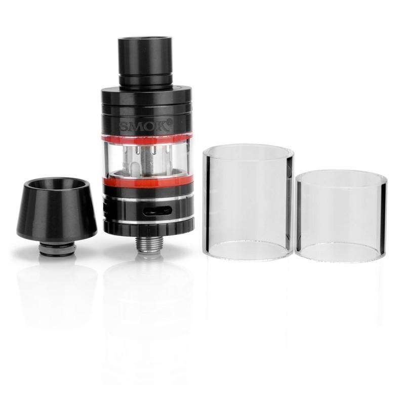 Smoktech Clearomizér Smok TFV4 Micro Subohm Tank Barva: Černá