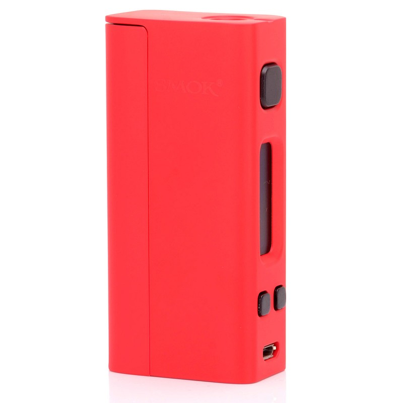 Smoktech SMOK R-Steam mini box MOD 80W TC Kategorie: Samostatný GRIP / tělo, Barva Baterie: Červená, Napětí baterie: VW variabilní napětí / výkon