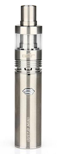 iSmoka / eLeaf Elektronická cigareta Eleaf iJust 2 Mini - kompletní set Kategorie: Základní sada, Barva Baterie: Stříbrná 1ks, Kapacita Baterie: 1100mAh