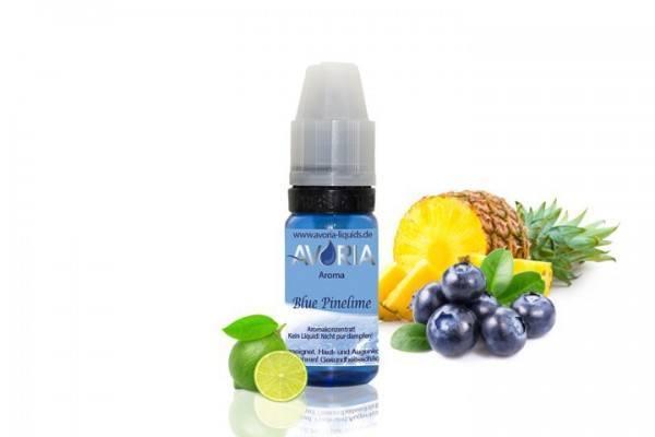 AVORIA GmbH Blue Pinelime - 12ml - AVORIA - Příchuť do liquidů Kategorie: Ostatní, Příchuť: Ostatní - Blue Pinelime, Množství: 12ml