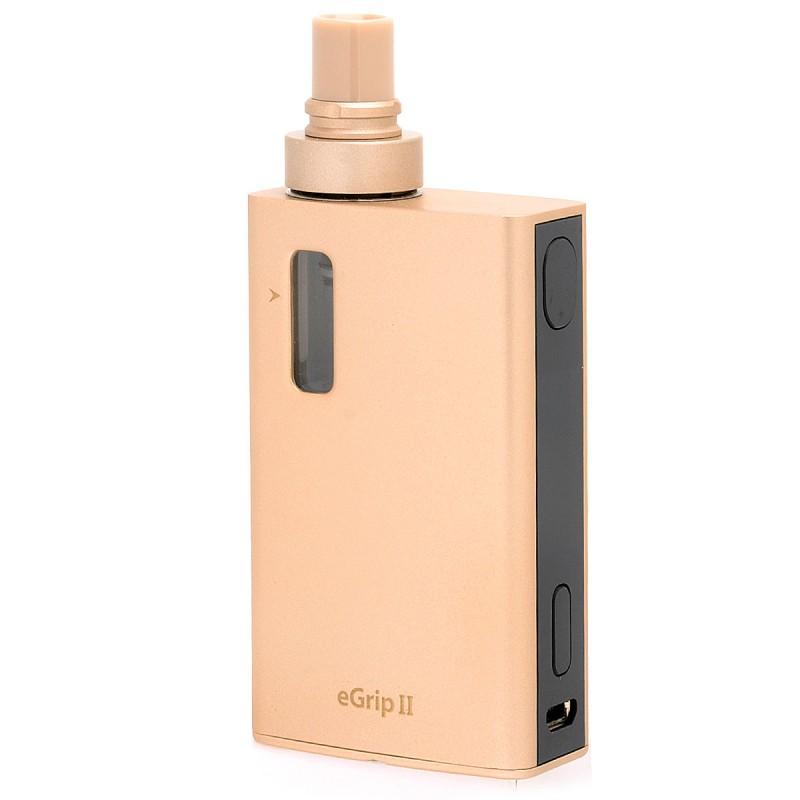 Joyetech eGrip II VT sada - 2100mAh - 2ml Barva: Zlatá