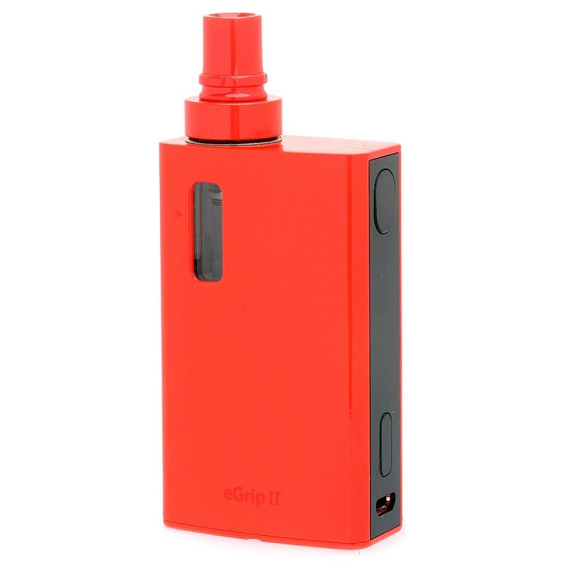 Joyetech eGrip II VT sada - 2100mAh - 2ml Barva: Červená
