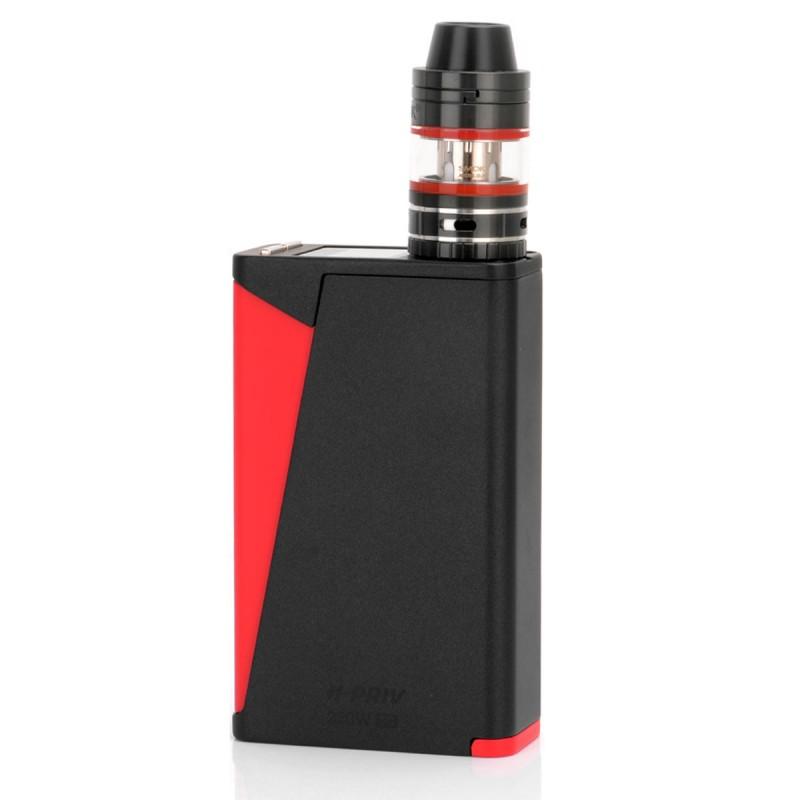 Smoktech Sada SMOK H-PRIV mod + Micro TFV4 Barva: Černá