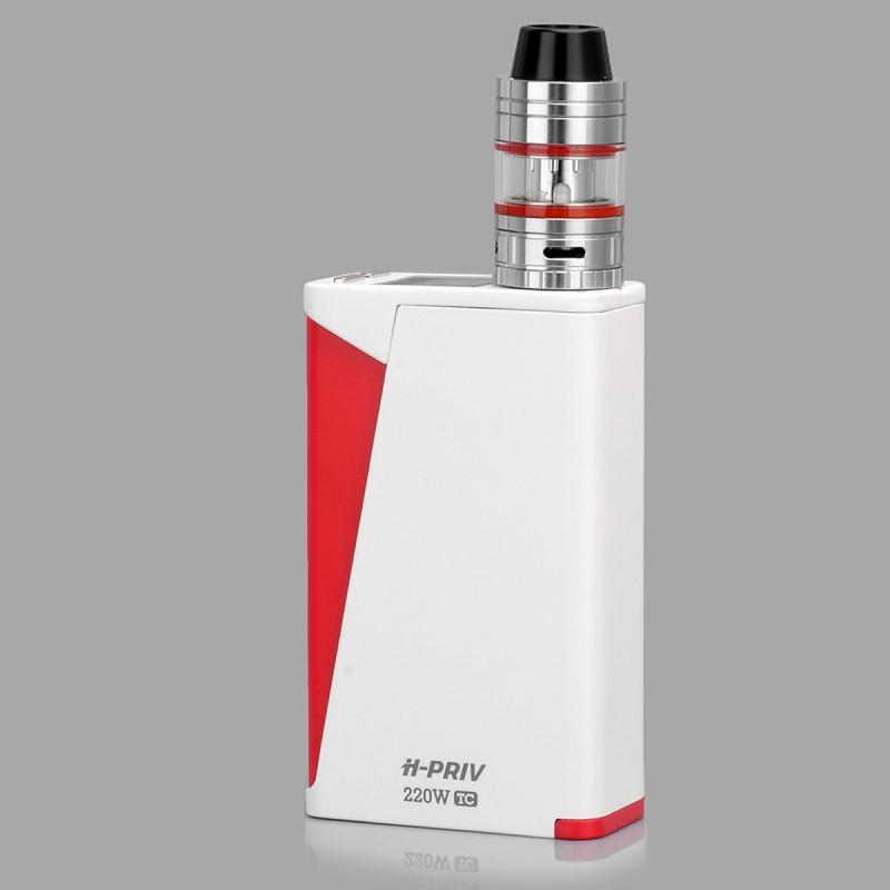Smoktech Sada SMOK H-PRIV mod + Micro TFV4 Barva: Bílá