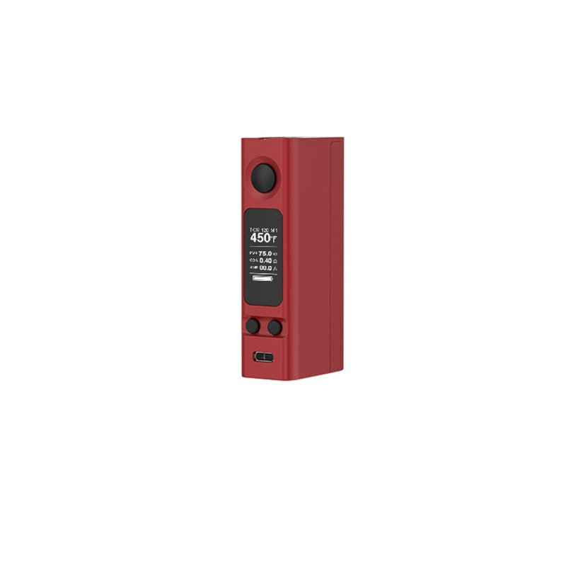Joyetech eVic VTwo Mini - samotný grip Barva: Vínově červená
