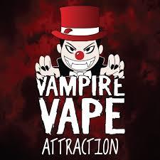 ATTRACTION - Příchuť Vampire Vape Kategorie: Ostatní, Příchuť: ATTRACTION, Množství: 30ml