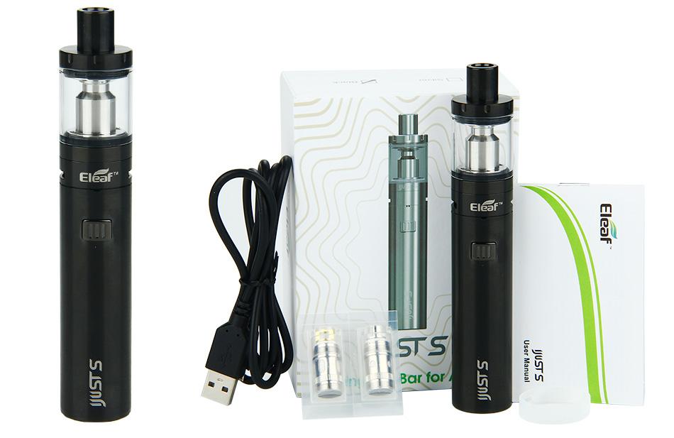 iSmoka / eLeaf Elektronická cigareta Eleaf iJust S - kompletní set Barva: Černá, Kapacita Baterie: 3000mAh