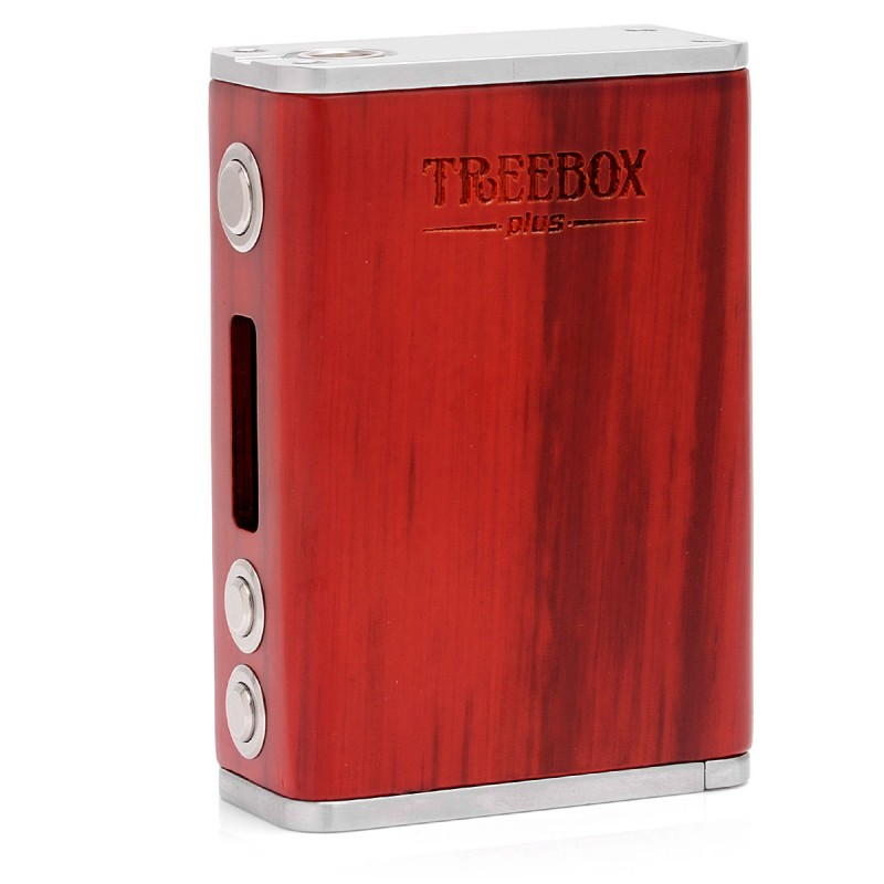 Smoktech SMOK Treebox Plus Barva: Stříbrná