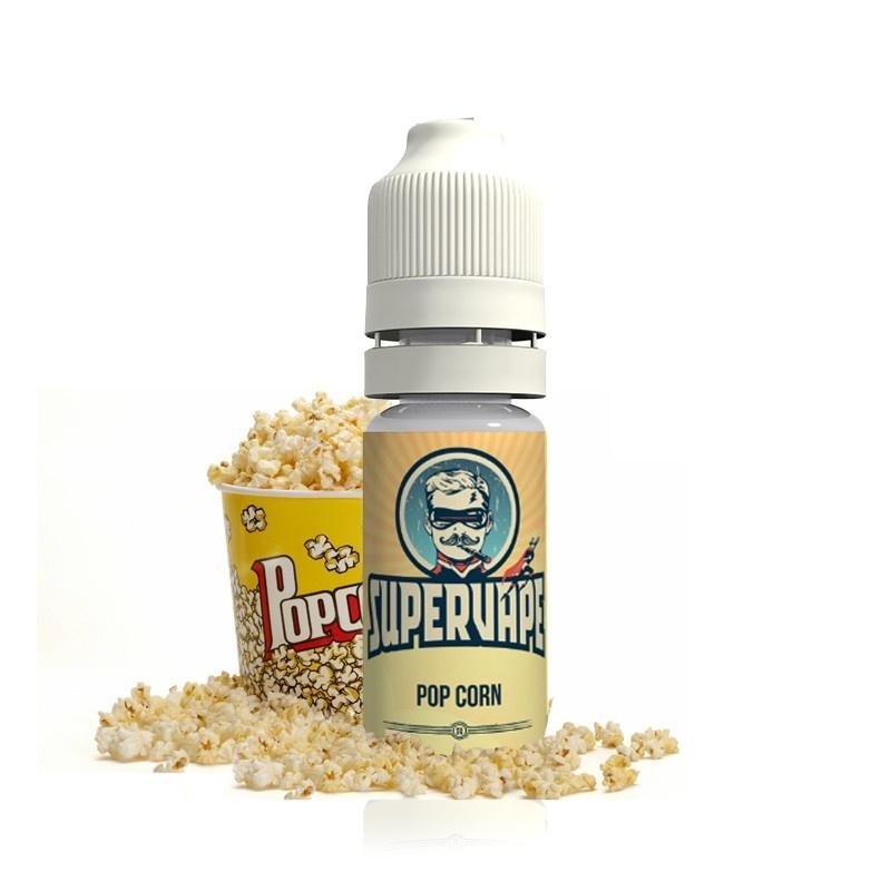 Příchuť Supervape: Popcorn (Pop Corn) Množství: 10ml