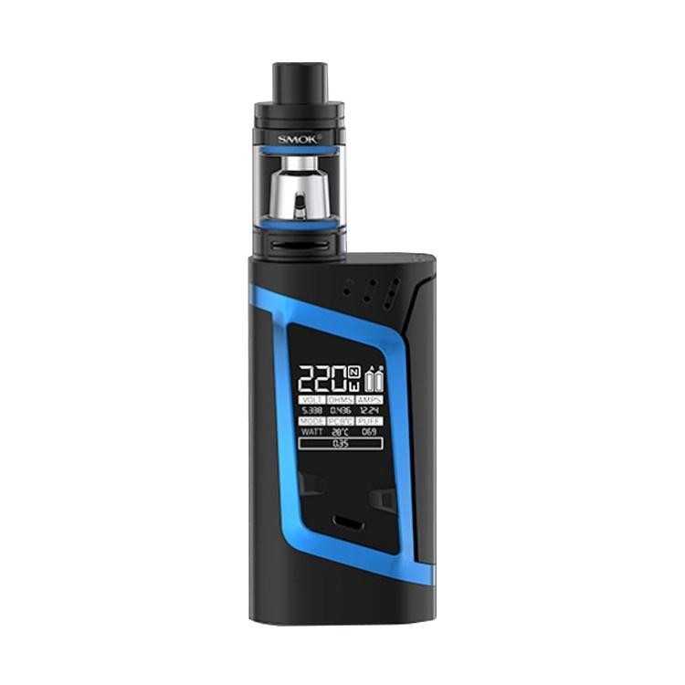 Smoktech Sada SMOK Alien s clearomizérem TFV8 Baby Barva: černo-modrá