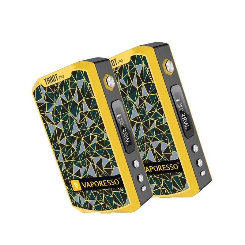 Vaporesso TAROT PRO 160W VTC Barva: Žlutá