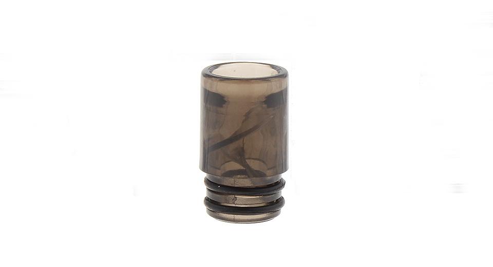 OEM eGo AIO NÁUSTEK 510 Plastic Barva: Černá kouřová, Tip: 510, Tvar: Kulatý