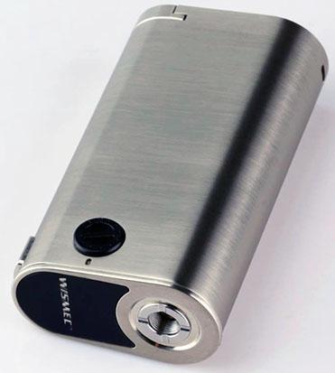 WISMEC Noisy Cricket II Barva Baterie: Stříbrná