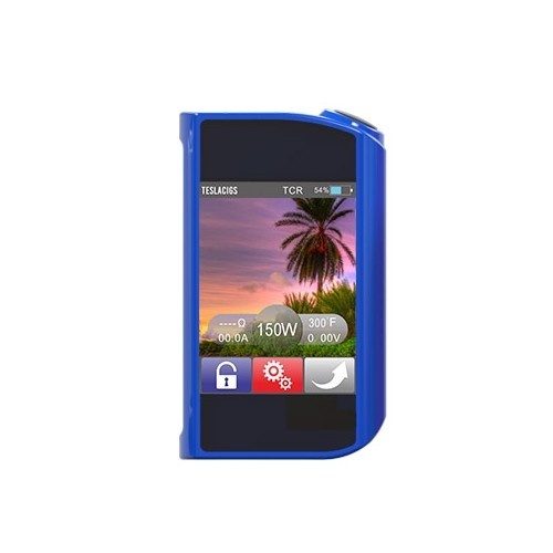 Elektronický grip Tesla Touch 150W TC Barva: Modrá
