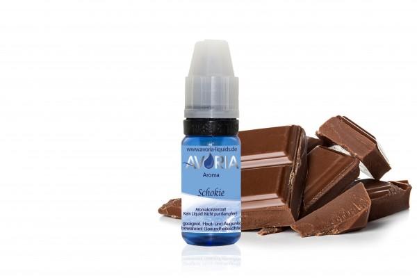 AVORIA GmbH Schokie ( čokoláda ) - 12ml - AVORIA - Příchuť do liquidů Kategorie: Sladké, Množství: 12ml