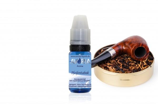 AVORIA GmbH Pfeifentabak ( dýmkový tabák ) - 12ml - AVORIA - Příchuť do liquidů Kategorie: Tabáková, Množství: 12ml