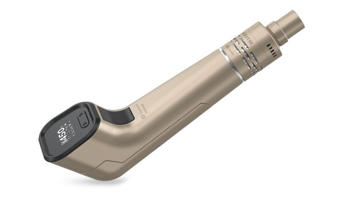 Elektronická dýmka Joyetech Elitar Pipe 75W TC Barva: Zlatá