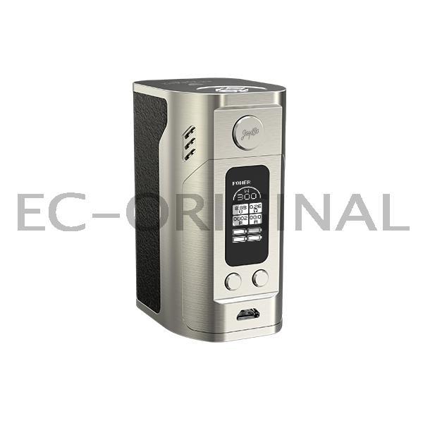 WISMEC Reuleaux RX300 TC Mód Barva: Stříbrná
