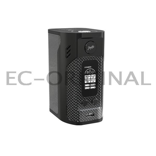 WISMEC Reuleaux RX300 TC Mód - karbonový povrch Barva: Černá