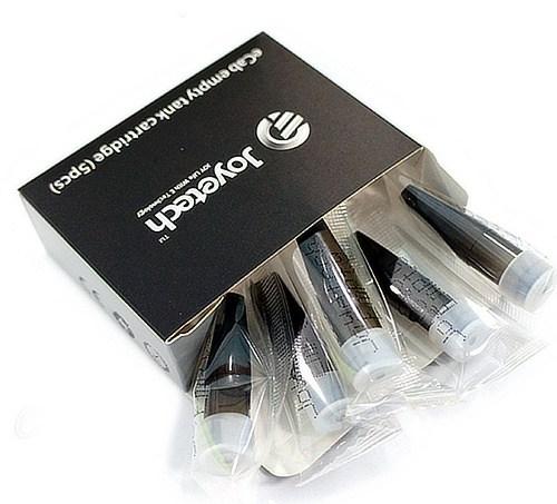 Cartridge (náustky) pro Joyetech eCab - 2ml Barva: Černá