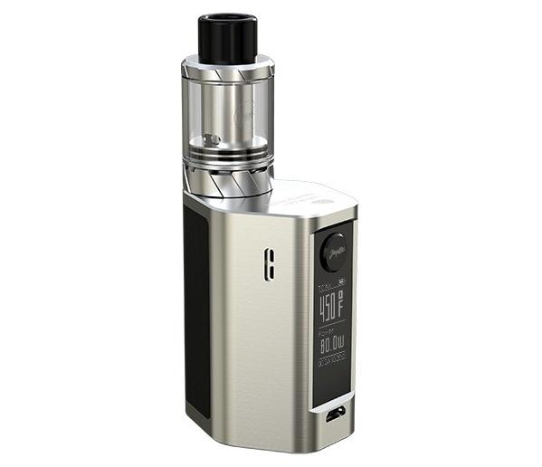 Wismec Reuleaux RXmini 80W Kit s Reux Mini Barva: Stříbrná