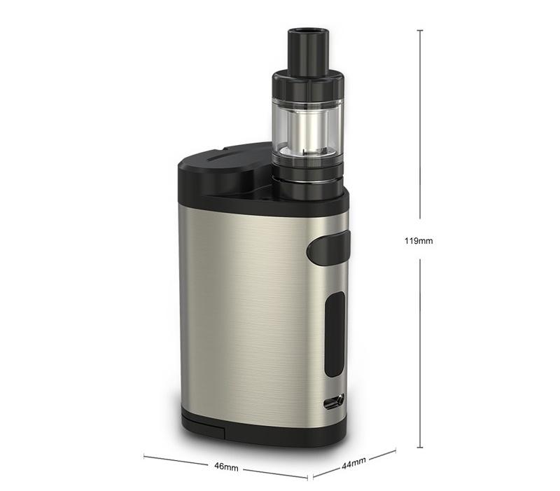 iSmoka / eLeaf Eleaf Pico Dual 200W Kit s Melo 3 Mini Barva: Stříbrná