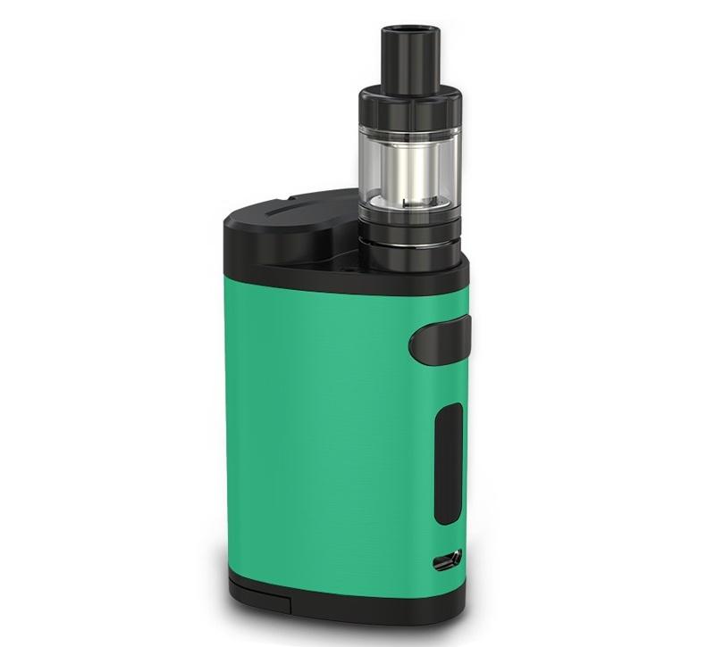 iSmoka / eLeaf Eleaf Pico Dual 200W Kit s Melo 3 Mini Barva: Tyrkysová