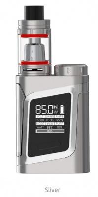 Smoktech SMOK AL85 - kompletní sada Barva: Stříbrná