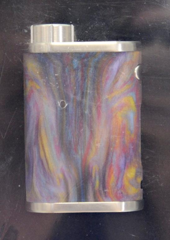 iSmoka / eLeaf Eleaf iStick RESIN Pico TC 75W s Melo 3 Mini Barva Baterie: MIX D