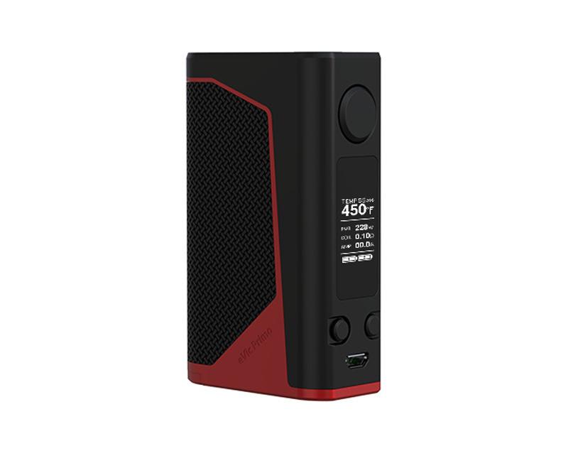 Joyetech eVic Primo 2.0 TC Box mód 228W Barva: černo-červená