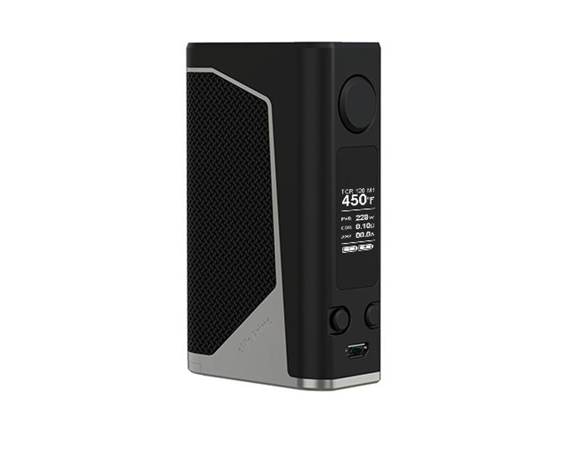 Joyetech eVic Primo 2.0 TC Box mód 228W Barva: Černo-stříbrná