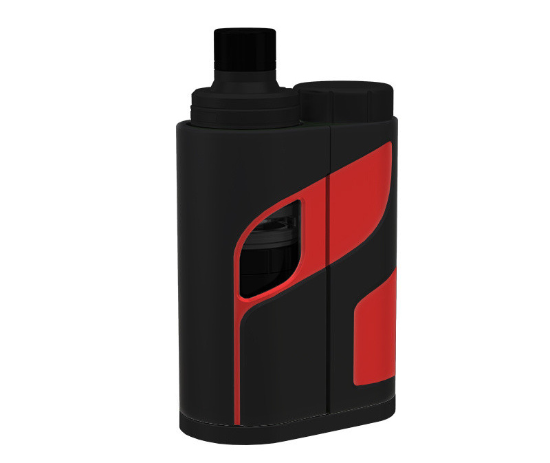 iSmoka / eLeaf Eleaf iKonn Total s Ello Mini sada - 2ml Barva: černo-červená