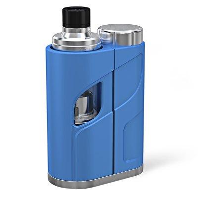 iSmoka / eLeaf Eleaf iKonn Total s Ello Mini sada - 2ml Barva: Modro-stříbrná