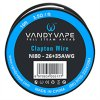 vandy vapes clapton wire ni80 26awg 35awg