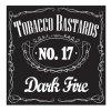 17255 flavormonks tobacco bastards no 17 dark fire 10ml