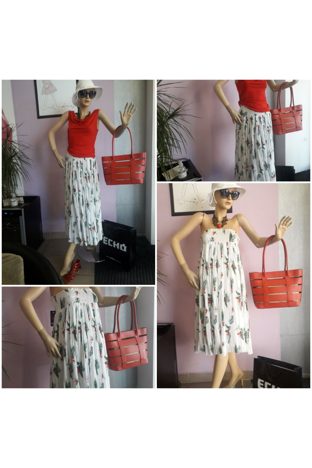 Sofie - sukně nebo šaty