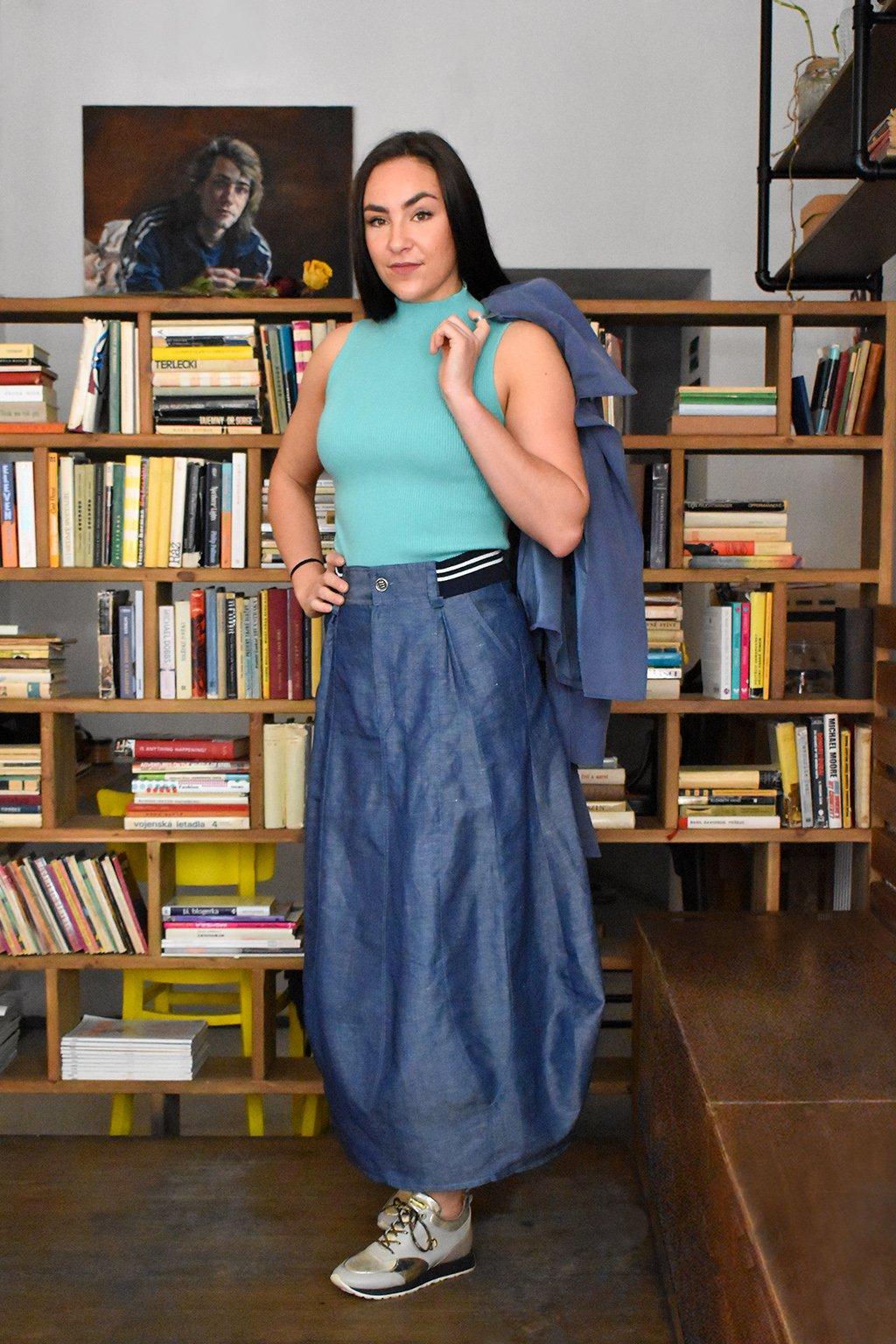 balonová sukně Denisa
