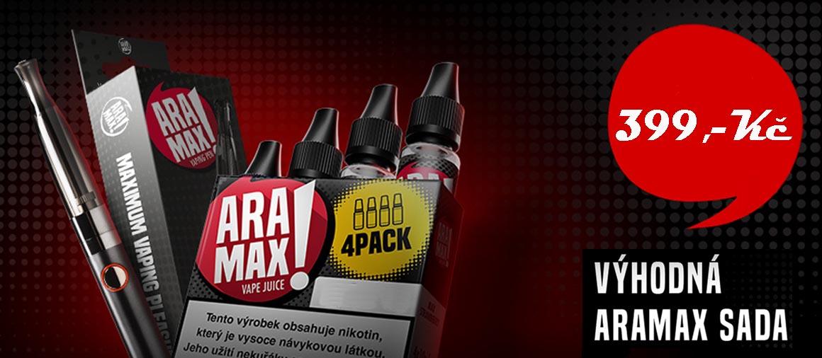 Aramax Vaping Pen Sada