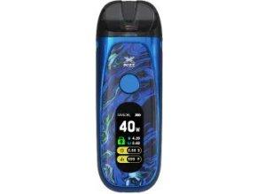 Smoktech POZZ X 40W elektronická cigareta 1400mAh Blue