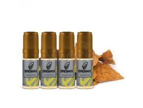 Dreamix Cisty tabak (Tobacco Ripe) 4x10ml